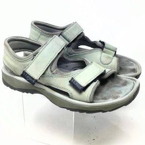 LL Bean Womens Dual Strap Sandals